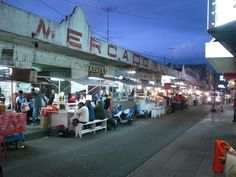 la calle del hambre...Zitacuaro