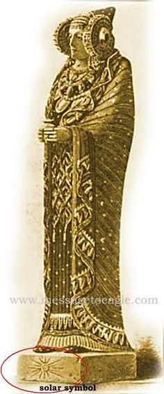 Lady of Elche - Lady Of Atlantis – Controversial Artifact Of Which True Origin Remains Obscure