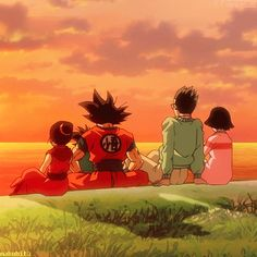 Dragonball Super kakarot's family