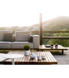 Vis à vis sofa | OUTDOOR | Pinterest | Lounge sofa, Outdoor lounge ...