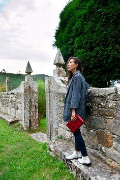 Mel Rose Place - Grey #fashion #style #dress #Zara #Mango #Primark #Galicia