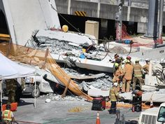 Construction company involved in collapsed FIU bridge had safety complaints - ABC2News.com