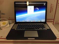 "Custom 15"" Apple MacBook Pro Laptop Quad Core i7 16GB 2TB HD High Res | eBay"