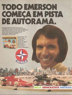 Meus Brinquedos Antigos (My Old Toys): Propaganda Estrela Autorama