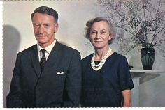 Ian Douglas Smith and his wife Janet - Salisbury Douglas Smith, Ian Smith, Julius Evola, South African Air Force, Famous Phrases, Military Special Forces, Defence Force, Ol Days, World Leaders