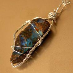 parçalı opal