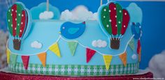 Hot Air Balloon | Ideal Patisserie