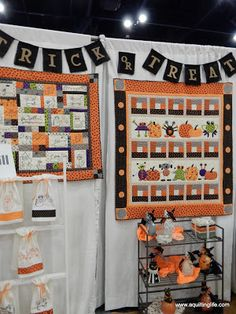 A Quilting Life - a quilt blog: International Quilt Market Fall 2015 Part Three#more#more#more