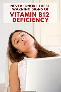 The deficiency of vitamin or hypocobalaminemia, refers to the reduced levels of this vitamin in the blood. Health And Fitness Tips, Health Advice, Inflammation Of The Stomach, Corporate Wellness Programs, B12 Deficiency, Lack Of Energy, Herbal Cure, Vitamin B12, Warning Signs