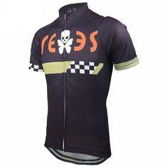 Butterfly Skull Black Cycling Jersey – Online Cycling Gear