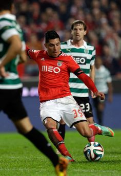 2014-02-11 o Derbi da Lisboa SLB-SCP (2:0) #EnzoPerez (1901×2776)