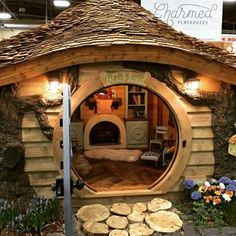Charmed Playhouses - spectacular tree houses and playhouses!