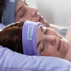 SleepPhones Night Headphones SleepPhones® ($39.95) Patented headband headphones design for soft superior fit all night long Washable Removable speakers and machine washable headband Eco-friendly Lead-free components and Polartec® recycled plastic non-pilling wicking fleece