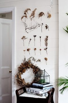 5 Quick Fixes: Dried Foliage as Decor : Remodelista