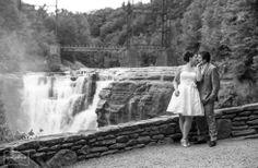 Letchworth Wedding – Jonathon + Moriah
