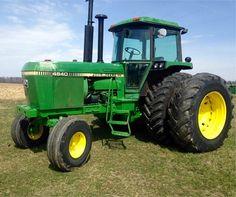 Jd Tractors, John Deere Tractors, John Deere Equipment, Heavy Equipment, Tractor Cabs, Hobby Farms, Old Farm, Farming, Techno