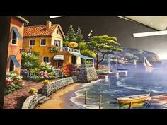 Decoupage, Mansions, House Styles, World, Youtube, Manor Houses, Villas, Mansion, The World