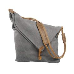 FXTXYMX Hobo Bags Canvas Cross Body Messenger Bags Large Capacity Handbag Totes Shoulder Purse Fold Over Bag for Men and Women Weekend Travel Deep Gray >>> Wonderful of your presence to have dropped by to visit the picture. (This is our affiliate link) Handbags Michael Kors, Tote Handbags, Weekender, Moda Retro, Shoulder Purse, Large Bags, Fashion Bags, Tote Bag, Hobo Bags
