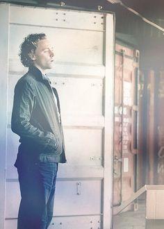 #TomHiddleston | Magnus Martinsson in #Wallander (BBC, UK, 2009)
