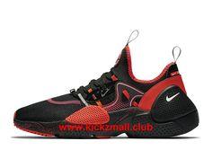 328630f68b Chaussures Nike Huarache E.D.G.E. TXT Pas Cher Homme Noir/Rouge  BV8171_001-1905110201-Chaussures
