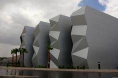 Fundación del Empresariado Chihuahuense (FECHAC) by Grupo ARKHOS (Ciudad Juárez, Chihuahua, México) #architecture