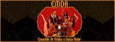 2012: Banner de los integrantes de Ensamble Arabe EMDA 2012 (Maria José Pulido, Hernán Ergueta, Marcelo Ayala,  Katherine Ramos y Cinthia Salguero) #hernanergueta #worldmusic