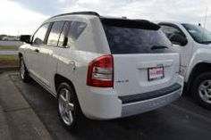 2008 Jeep Compass Limited SUV
