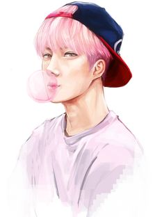 Sehun fan art
