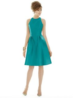 Alfred Sung Style D696 http://www.dessy.com/dresses/bridesmaid/d696/#.VPE9uClWs20