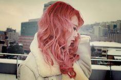 pink lady @soonsikihair