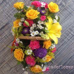 Amarillo!!! By la botica de las flores