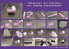 How to Make a Stroller Topper http://mycakeblog.com/2012/09/18/how-to-make-a-stroller-topper/