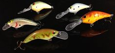 Blademaster Lures Suddeth Crankbaits - Wired2fish - Scout