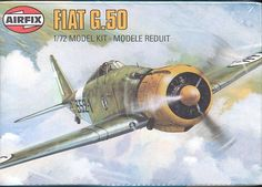 Airfix G.50 Kit from mid 1970s