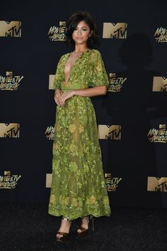 zendaya mtv movie awards 2017. Zuhair Murad
