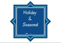 Holiday and seasonal safety tips, resources, information and more via Home Safe Home Inventory, LLC. #holidaysafety #seasonalsafety