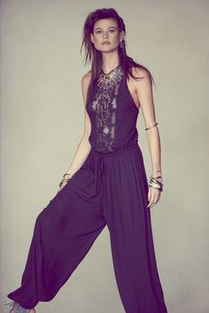 Behati Prinsloo by Anna Palma for Free People June LookBook