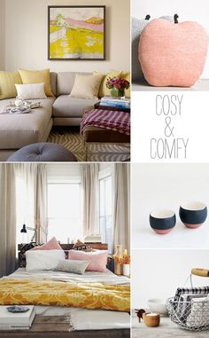 the color of my life right now! guest post by Happy Interior Blog on SF Girl by Bay