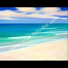 Ma Plage by artist Shari Erickson Original Paintings, Original Art, Caribbean Art, Canvas Prints, Art Prints, Artist Canvas, Types Of Art, Art Reproductions, Art For Sale