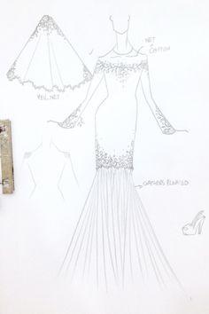 Nikah Dress Design