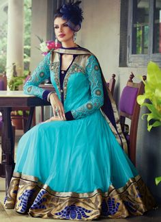 Fashion: Neoteric Ankle Length Designer Anarkali Suits