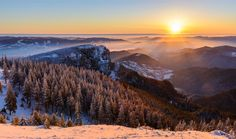 Ceahlau National Park, Romania - Photography by Arpad Laszlo