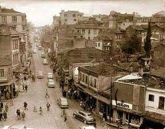 1950 'lerde Kadıköy _