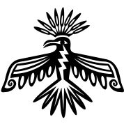 Der Donnervogel ist bei fast allen indigenen Völkern Nordamerikas bekannt. Er ist Götterbote, Diener des großen Geistes, Symbol der Macht, Autorität & Transformation, Formwandler & Schöpfer der Natur.