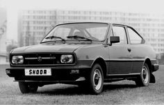 A rear-engined coupe manufactured from 1981 to 1984 in Kvasiny and from May 1982 to 1987 by BAZ (Bratislavské Automobilové Závody, Bratislava, Slovakia). In total, Gardes were. Classic European Cars, Classic Cars, Car Makes, Retro Cars, Old Cars, Motor Car, Cars And Motorcycles, Vehicles, Google