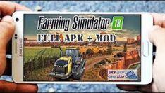 تحميل لعبة محاكي الزراعة Farming Simulator 18 Full Apk  MOD النسخة المدفوعة مجانا للاندرويد