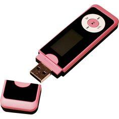 PK Distribution - MP3 Player - Pink, PKMP-305WH