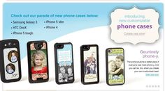 Customized iPhone covers