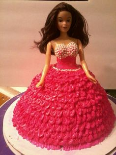 Barbie cake!!!