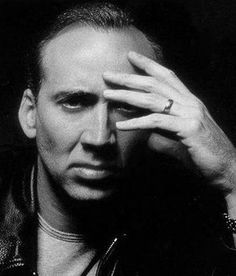 Nicolas Cage would be Edmund, the main character.